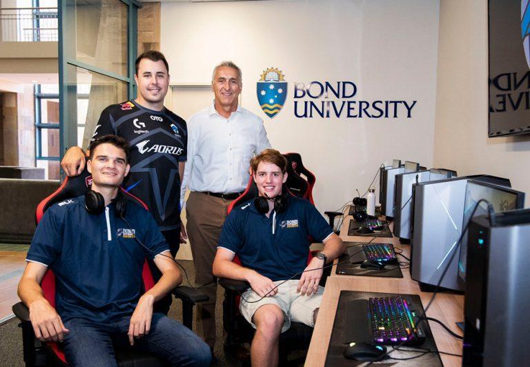 Chiefs Esports Club enters three-year partnership with Bond University