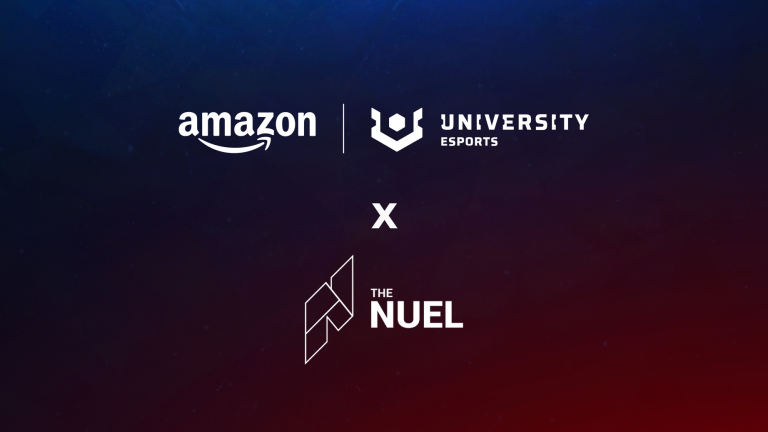 Amazon University Esports launches with GGTech and The NUEL